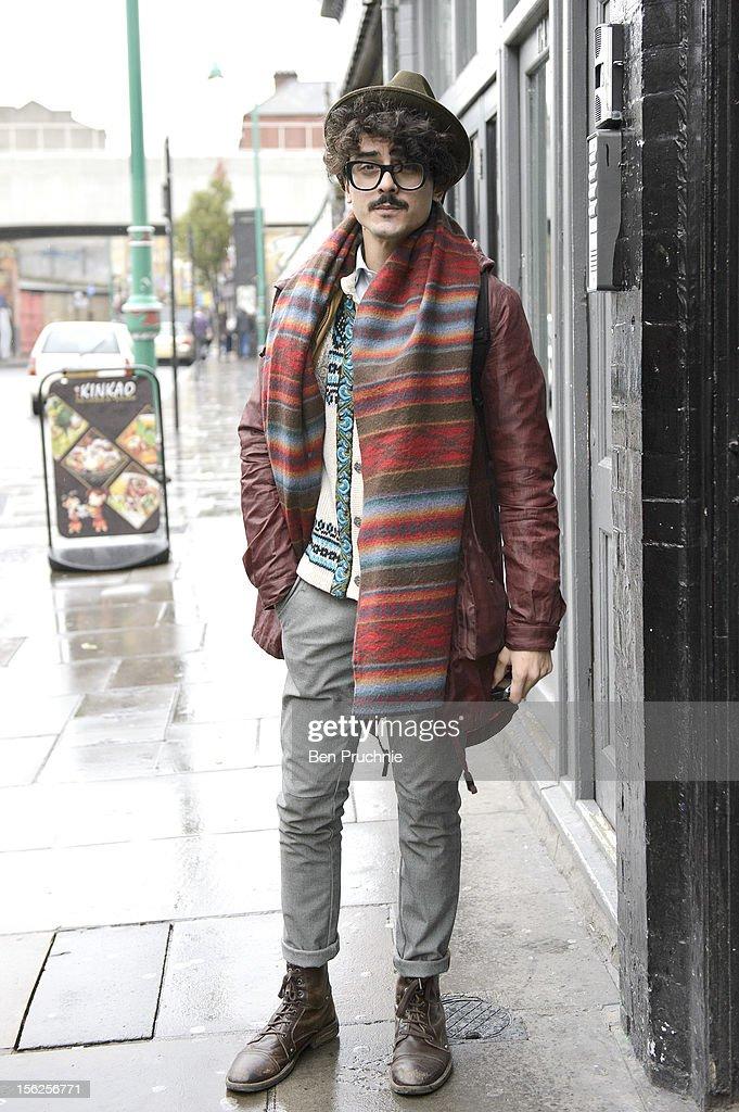 Street Style Sightings : ニュース写真