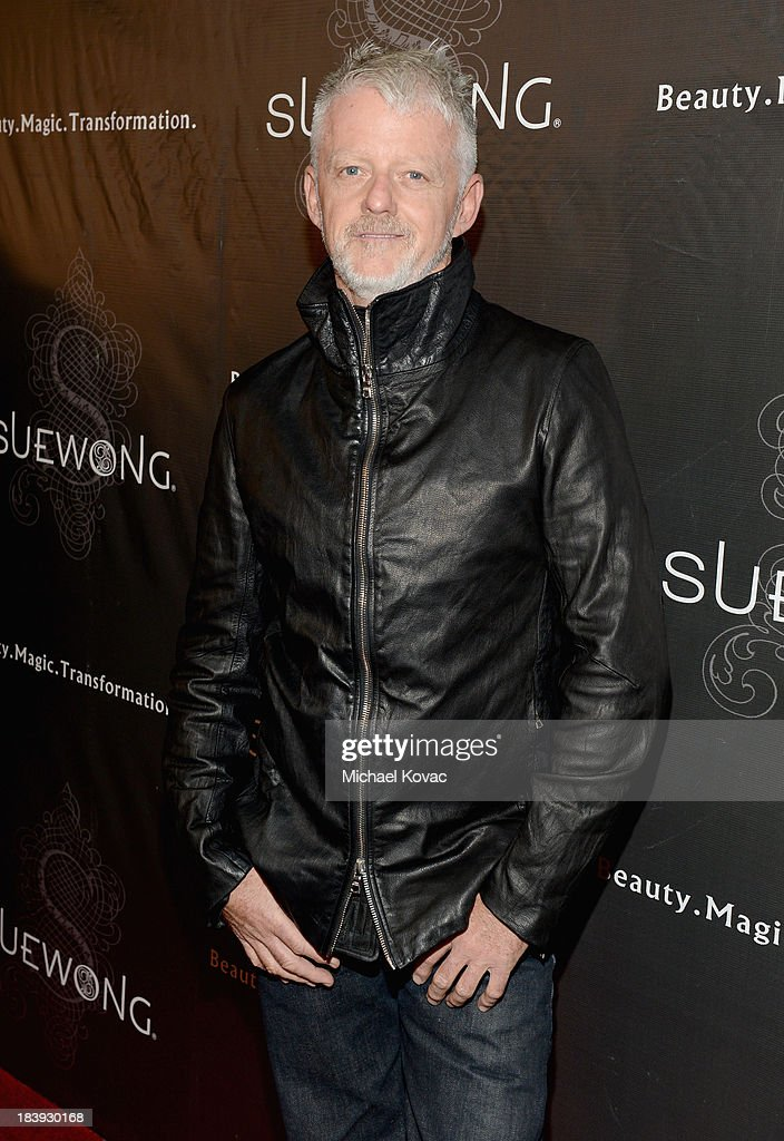 Photographer Robert Erdmann attends Sue Wong 'Jazz Babies' Spring 2014 Runway Show on October 9, 2013 in Los Angeles, California.