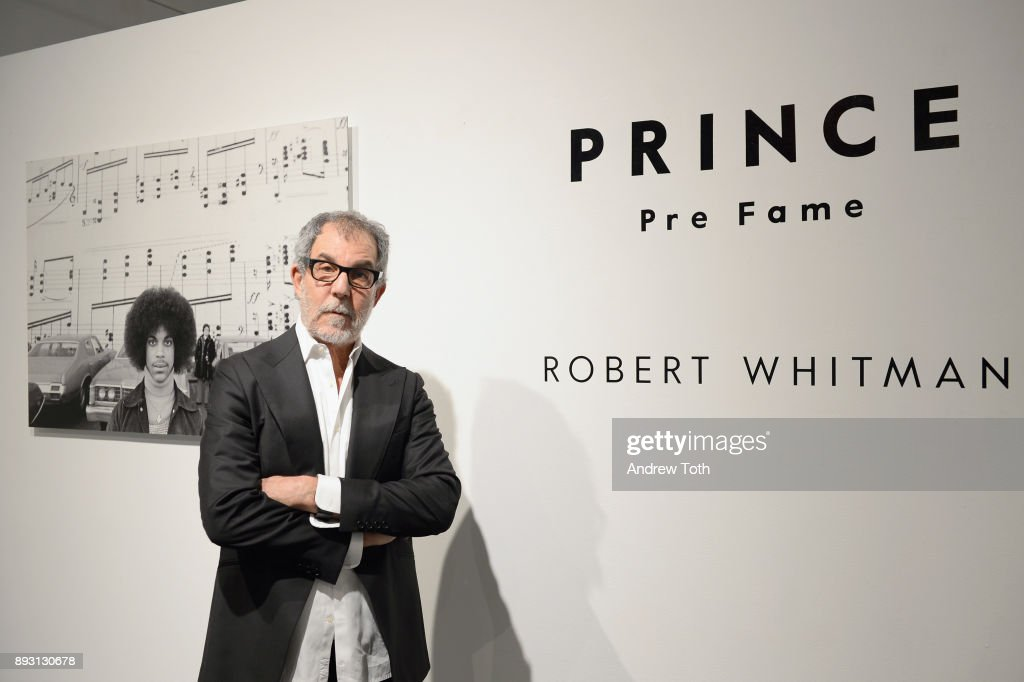 Robert Whitman Presents Prince Pre Fame Exclusively On Vero