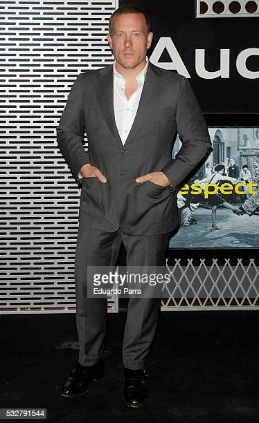 Photographer Scott Schuman attends the 'Q2 audi' photocall at Madrid City Hall on May 19 2016 in Madrid Spain