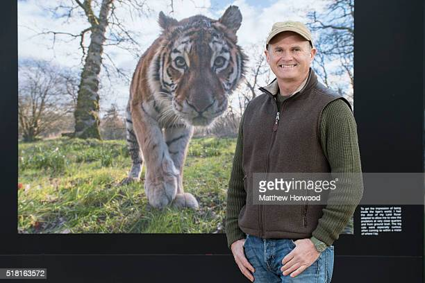 Photographer Simon King who created a number of images for an exhibition at Longleat House to celebrate LongleatÕs 50th anniversary on March 30 2016...