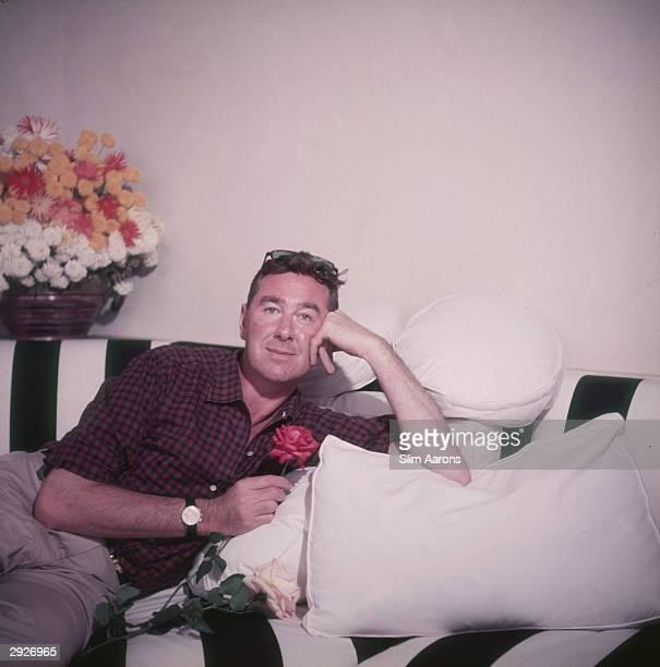 Photographer Slim Aarons in Palm Beach 1955