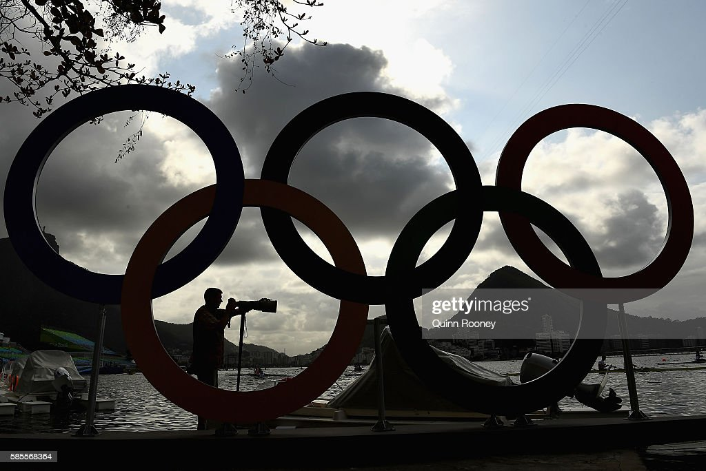Olympics - Previews - Day -2 : News Photo