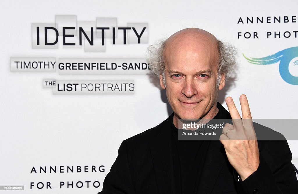IDENTITY: Timothy Greenfield-Sanders The List Portraits Exhibition Opening