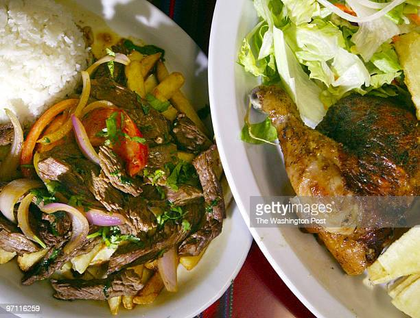 Tracy A Woodward/TWP NEGATIVE NUMBER 173651 Pollo Inti restaurant 47100 Community Plaza Sterling VA Restaurant review of Pollo Inti in Sterling's...