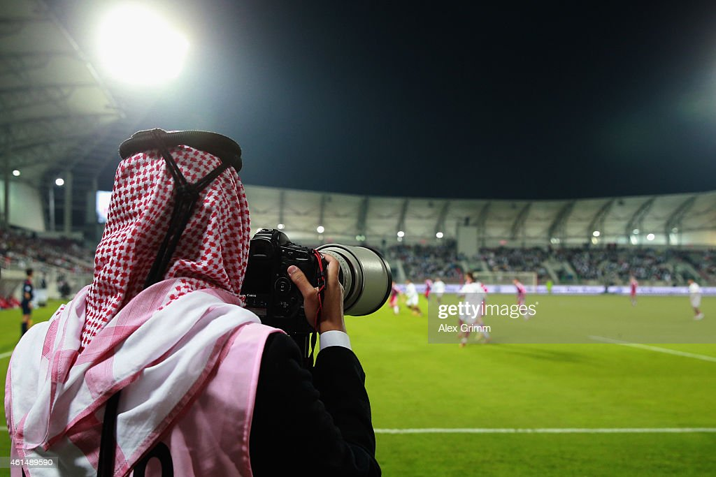 Bayern Muenchen v Qatar Stars - Friendly Match : News Photo