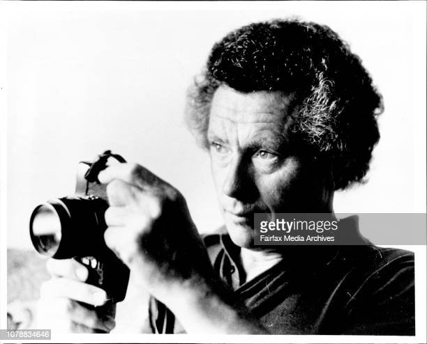 Photographer/Film maker David Hamilton at the Boulevarde Hotel in 1977 January 15 1986