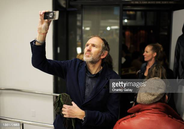 Photographer/Filmmaker Anton Corbijn attends the GStar Rodeo Drive Store Opening on December 6 2011 in Beverly Hills California