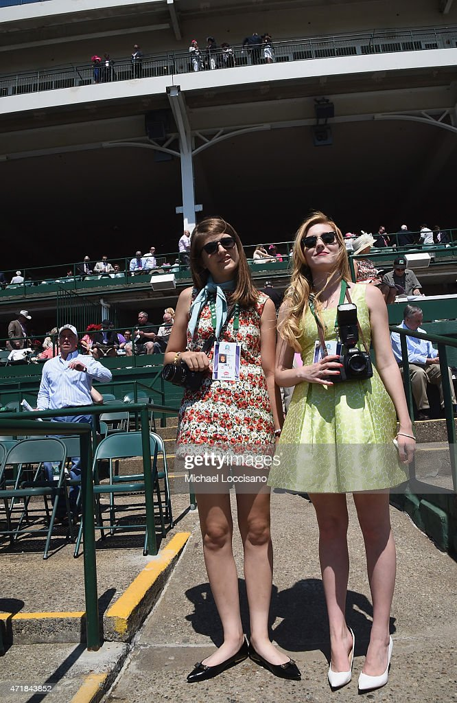 General Atmosphere - 141st Kentucky Derby : News Photo