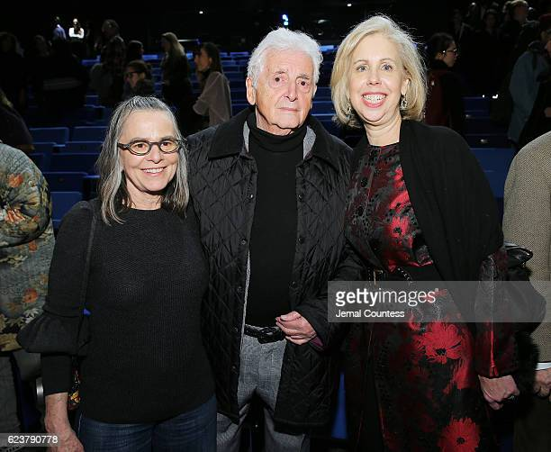Photographers Donna Ferrato Harry Benson and Managing Editor of Time Magazine Nancy Gibbs attend TIME's 100 Most Influential Photos Of All Time Event...