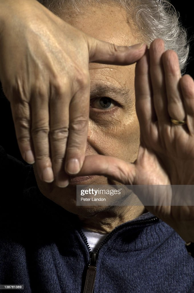 Photographer's eye : Foto de stock