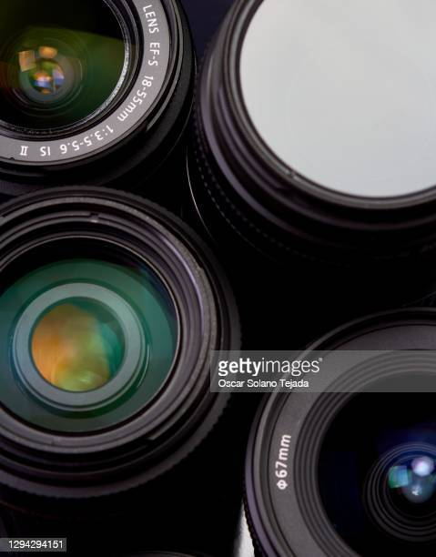 photographer's eyes. - photographer stock pictures, royalty-free photos & images