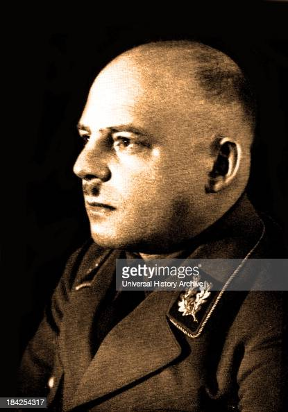 309cdc97df918 Photographic portrait of Ernst Friedrich Christoph  Fritz  Sauckel. A...  News Photo   Getty Images