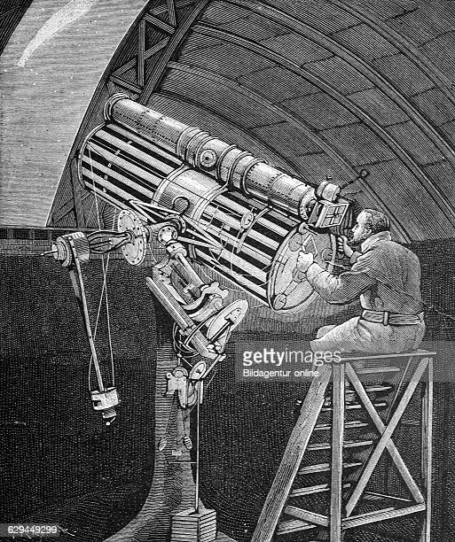 Photographic recording of the comet of 1881 at the observatory in hastings by professor henry draper 18371882 an usamerican physiologist and...