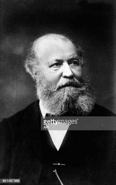 Photographie représentant le compositeur français Charles Gounod 19ème siècle
