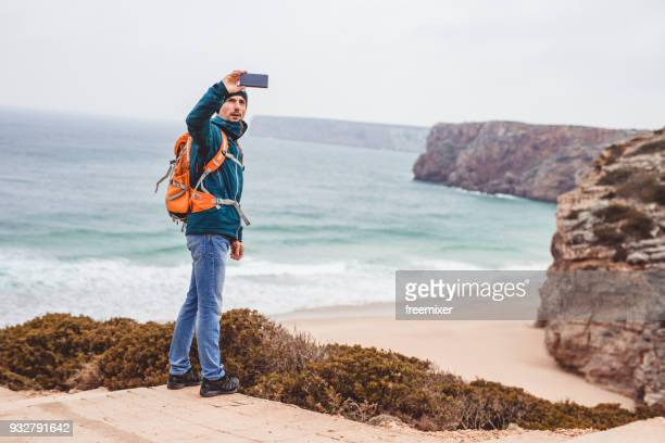 photographing cape st. vincent - wonderlust stock pictures, royalty-free photos & images