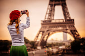 Photographing the Eiffel Tower