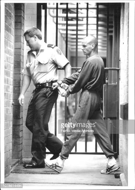 Photographs from Lithgow local court today where Jack Diamond and Jason Richards appeared for the attempted murder of Andrew KazjzichBeing led into...