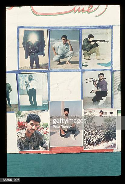 Photographs of Hamas Suicide Bomber
