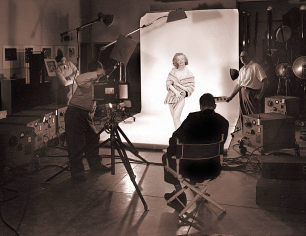 Photographs Of Hollywood Icon Marilyn Monroe Will Be Offered At An Auction March 22 2001 At Butterfields A San Francisco Auction House Owned By Ebay...
