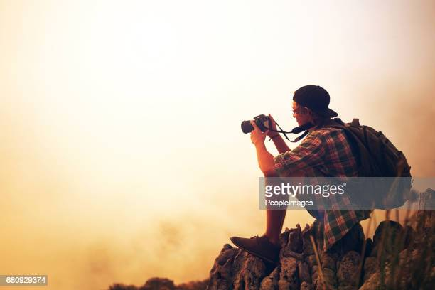 Photography is a love affair with nature