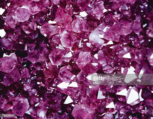 Photography of amethyst, Stone material, Close Up