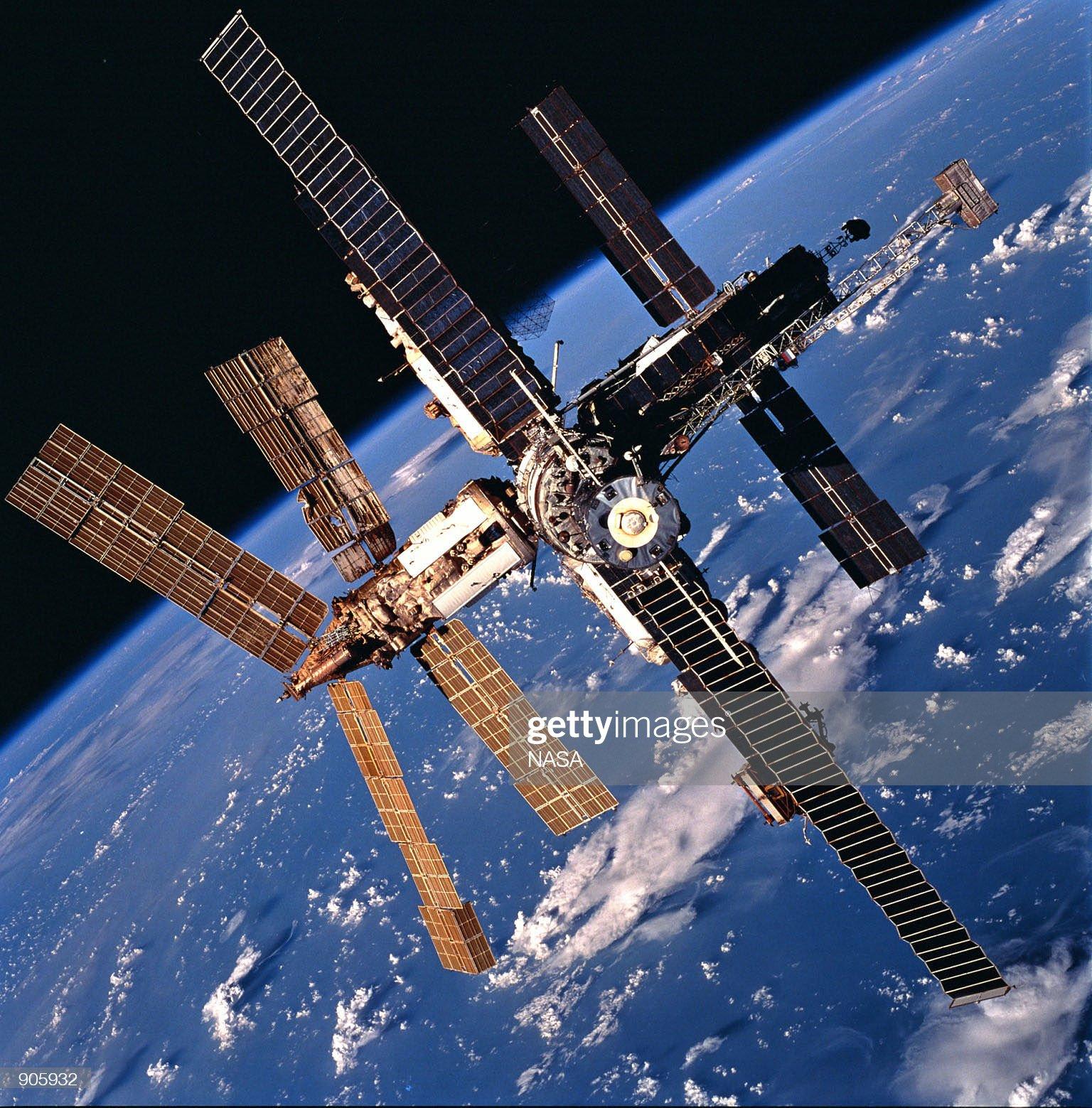Astronaut C. Michael Foale : News Photo