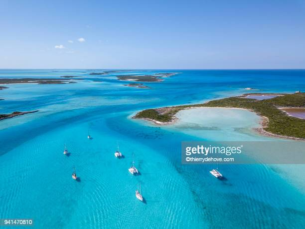 photos from bahamas: the exumas - nassau stock pictures, royalty-free photos & images