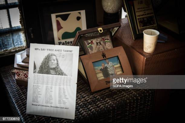 Photos of Ahed Tamimi in her house Ahed Tamimi has been in prison since December 2017 She is a teenage activist in Palestine Ahed Tamimi has been in...