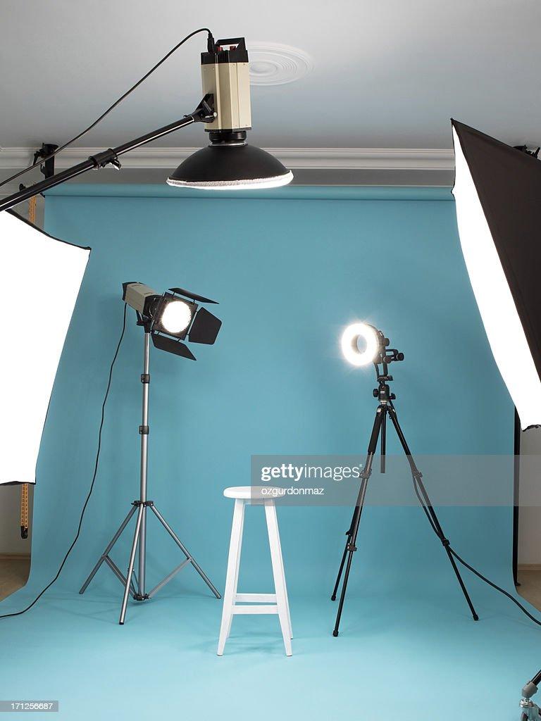 Photostudio : Stock-Foto