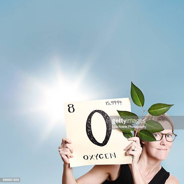Photosynthesis - Oxygen Creation