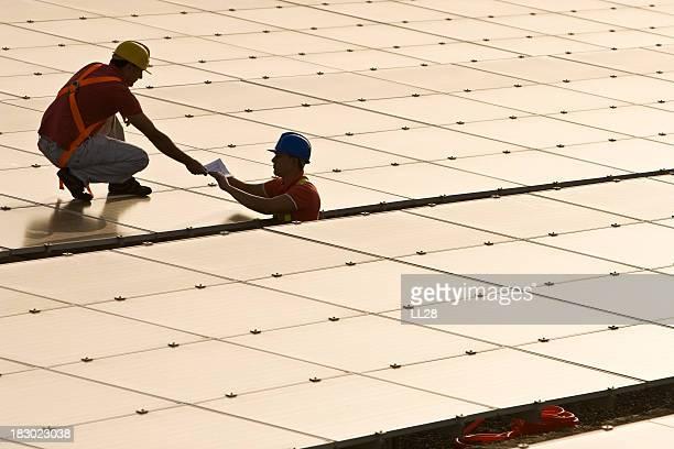 Photovoltaic farm