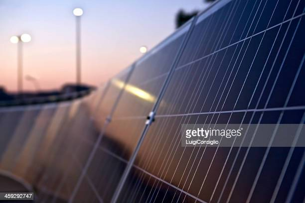 photovoltaic panels - consiglio stock pictures, royalty-free photos & images