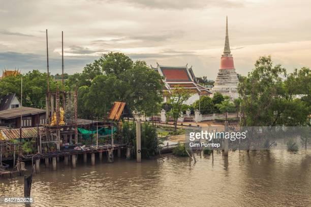 Phra Samut Chedi Ancient Pagoda of Samutprakarn