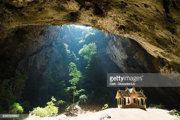 Phraya Nakhon Cave in Thailand