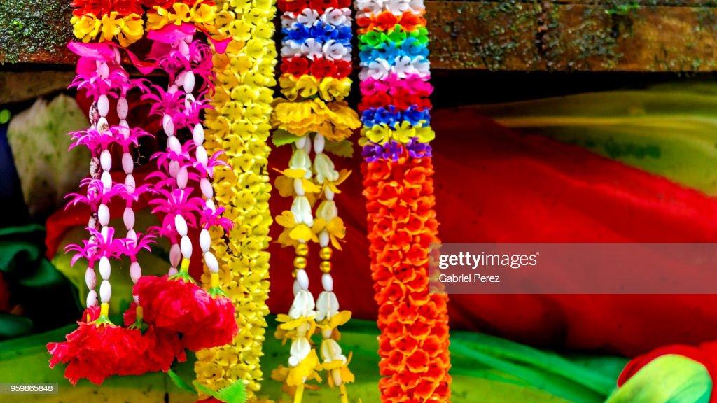Phuang Malai: A Thai Floral Garland : Stock-Foto