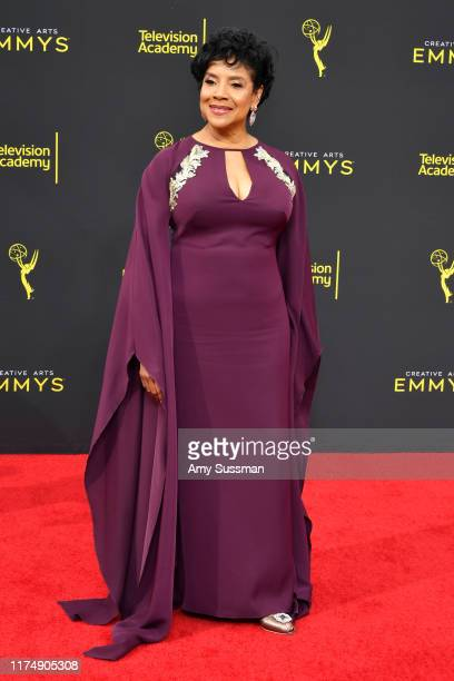 Phylicia Rashad attends the 2019 Creative Arts Emmy Awards on September 15, 2019 in Los Angeles, California.