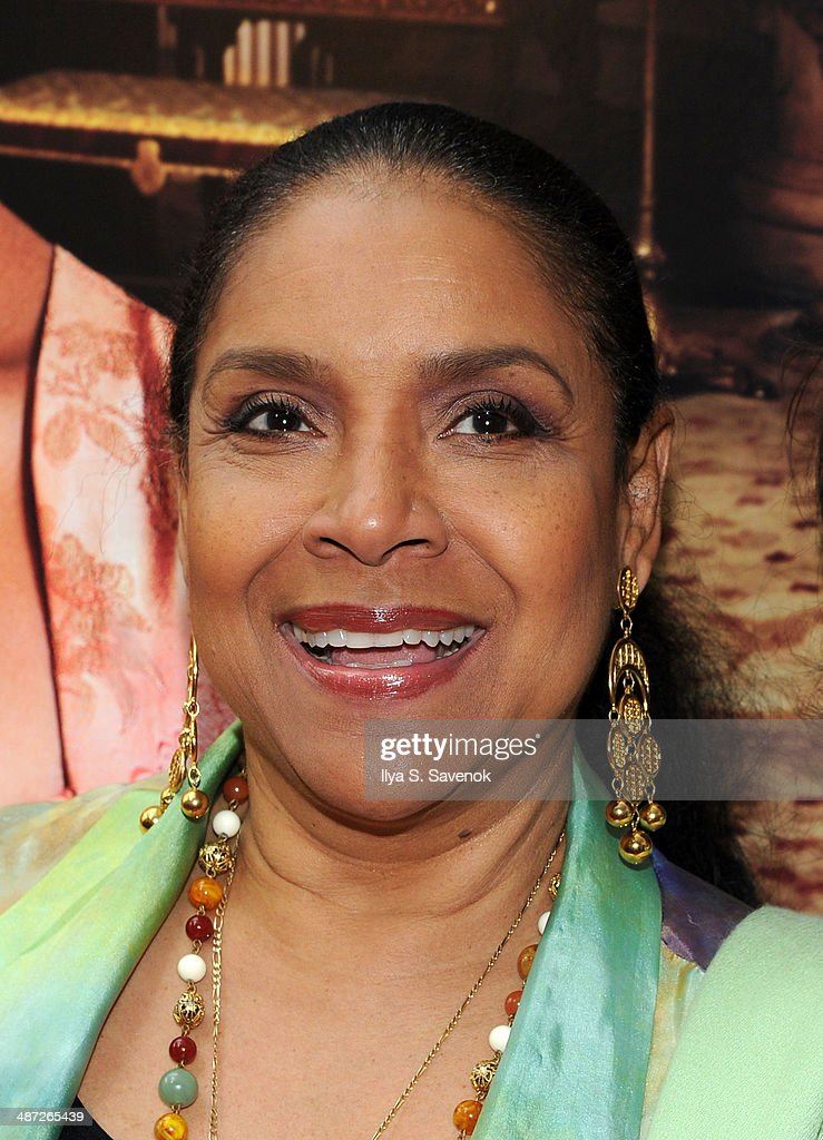 Phylicia Rashad attends the 'Belle' premiere at The Paris Theatre on April 28, 2014 in New York City.