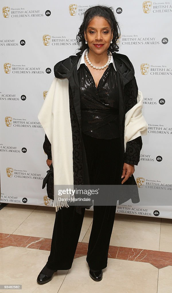 Phylicia Rashad attends the EA British Academy Children's Awards 2009 at London Hilton on November 29, 2009 in London, England.