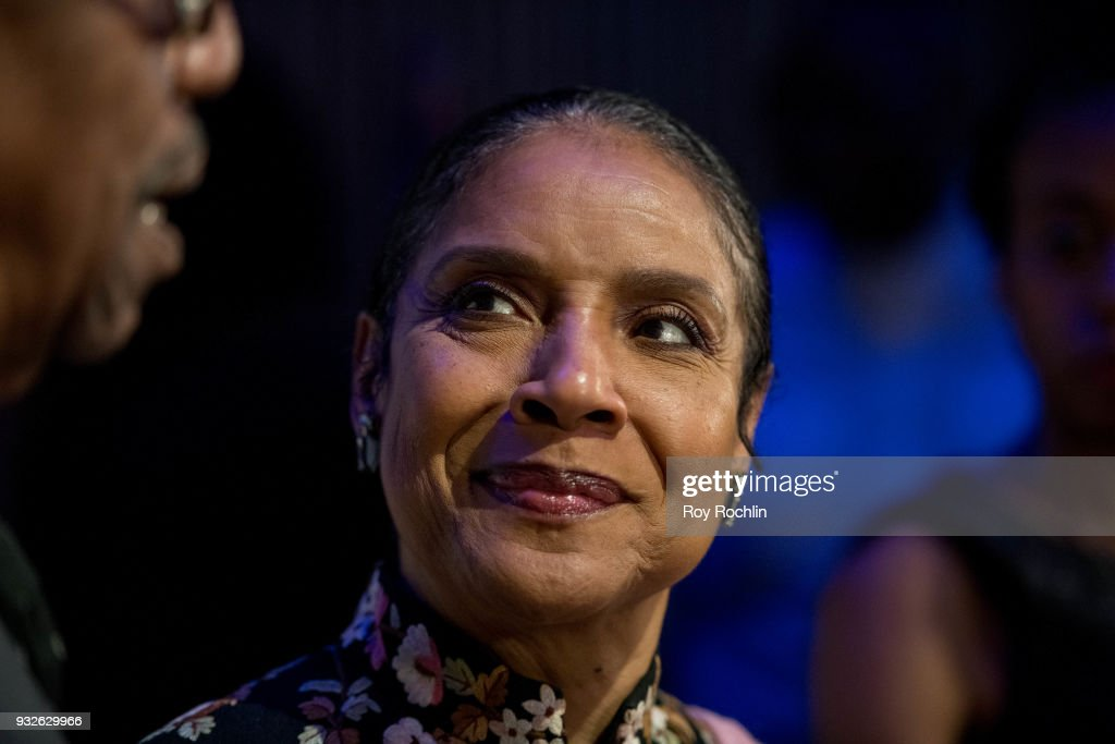 Phylicia Rashad attends 'The Humanity of Connection' New York screening at Jazz at Lincoln Center on March 15, 2018 in New York City.