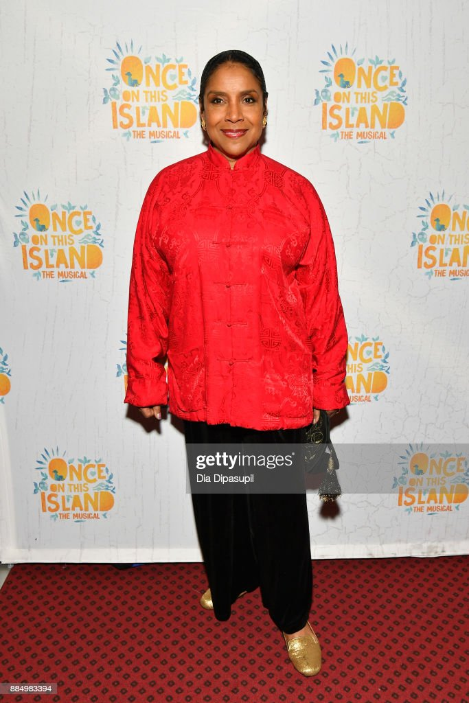 """""""Once On This Island"""" Broadway Opening Night - Arrivals & Curtain Call"""