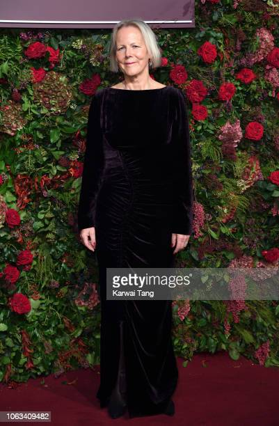 Phyllida Lloyd attends the Evening Standard Theatre Awards 2018 at Theatre Royal Drury Lane on November 18 2018 in London England