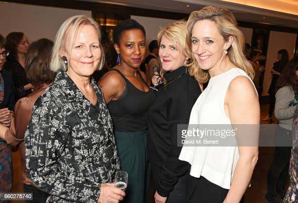 Phyllida Lloyd, Jade Anouka, Jackie Clune and Kate Pakenham attend the inaugural Tonic Awards, celebrating the achievements of women who are changing...