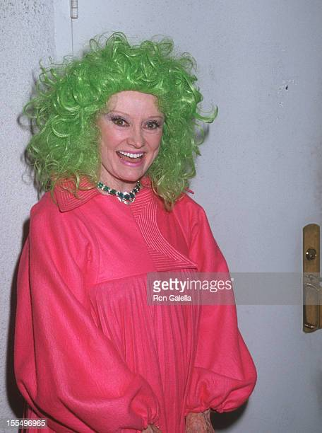 Phyllis Diller during Phyllis Diller File Photos c 1970's 1980's in New York City New York United States