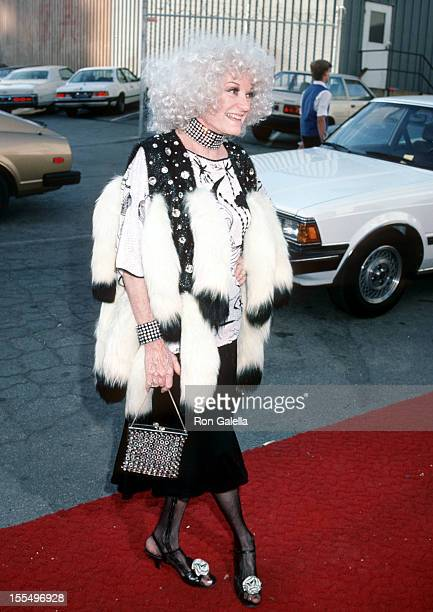 Phyllis Diller during Phyllis Diller File Photos c 1970's 1980's United States
