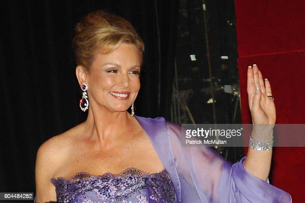 Phyllis George attends The 2006 ALZHEIMER'S ASSOCIATION Rita Hayworth Gala at The Waldorf Astoria on November 14 2006 in New York City