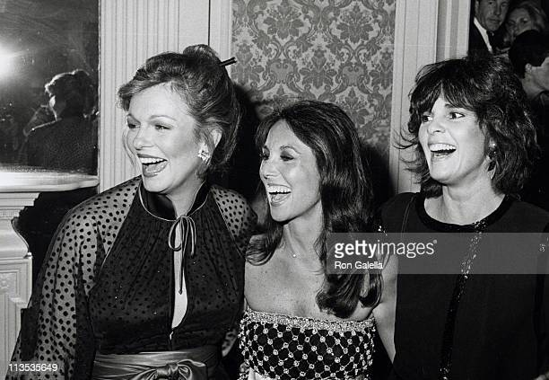 Phyllis George Brown Marlo Thomas and Ali MacGraw