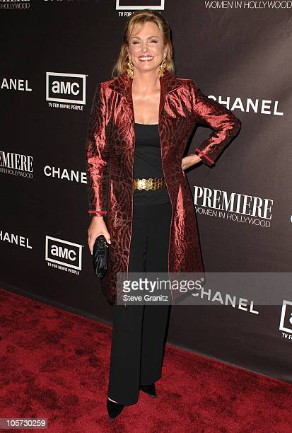 Phyllis George during 12th Annual Premiere Women in Hollywood Arrivals in Beverly Hills California United States