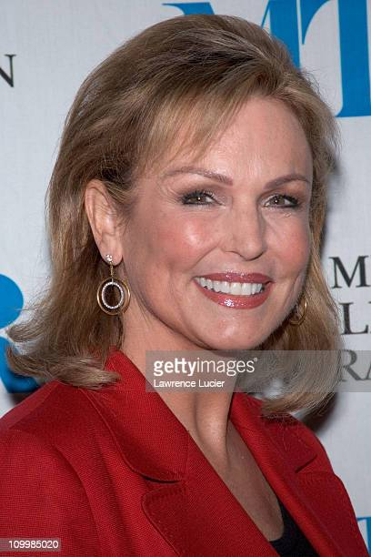 Phyllis George during She Made It The Museum of Television Radio's ThreeYear Initiative to Salute Women in Television and Radio at The Museum of...