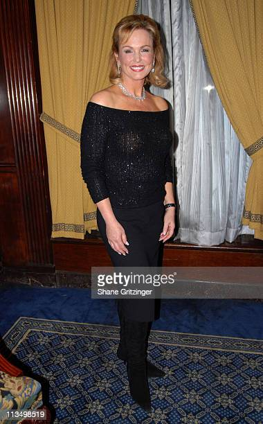 Phyllis George Miss America 1971 during The Duke Of Edinburgh's Award Young American's Challenge Fund Raiser Dinner November 20 2006 at The Union...